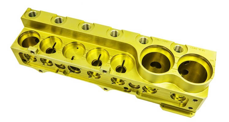 Applications For 5-Axis CNC Machining