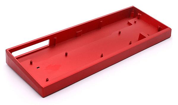 CNC Machined Keyboard Advantage
