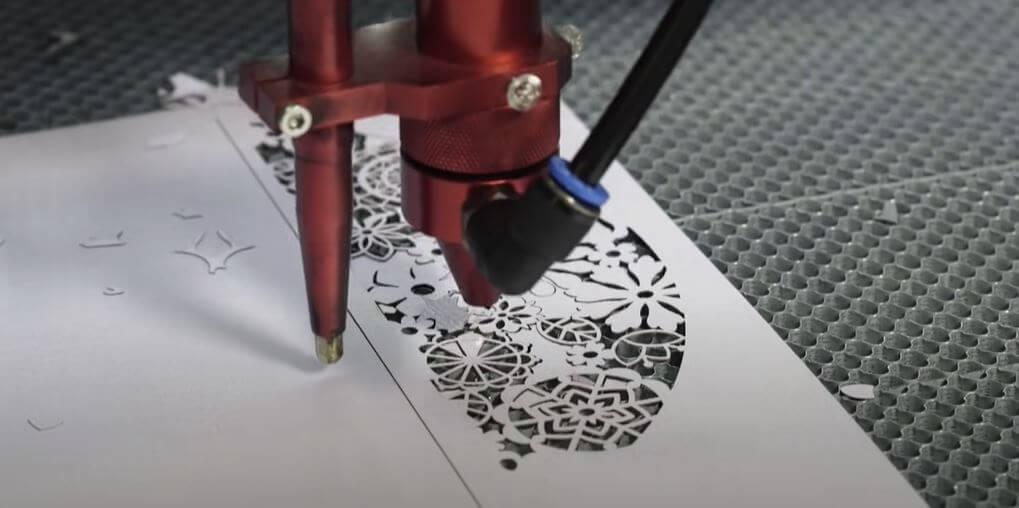 laser Cutting Application